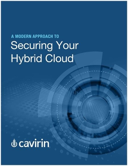 eBook - A Modern Approach to Securing Your Hybrid Cloud
