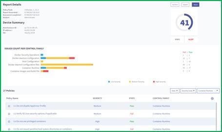CIS Docker 17 06 Security Benchmark Released