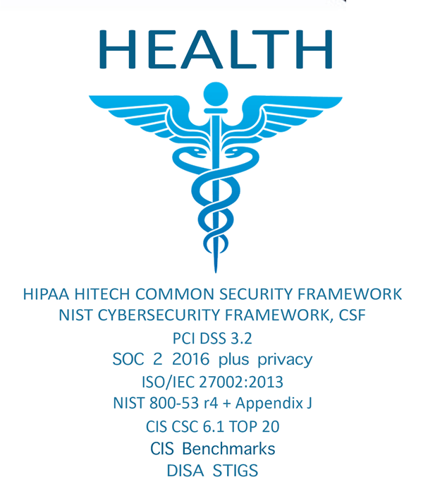 Continuous Security to Ensure HIPAA Compliance