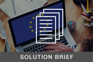 Solution Brief - General Data Protection Regulation - GDPR Cloud Security