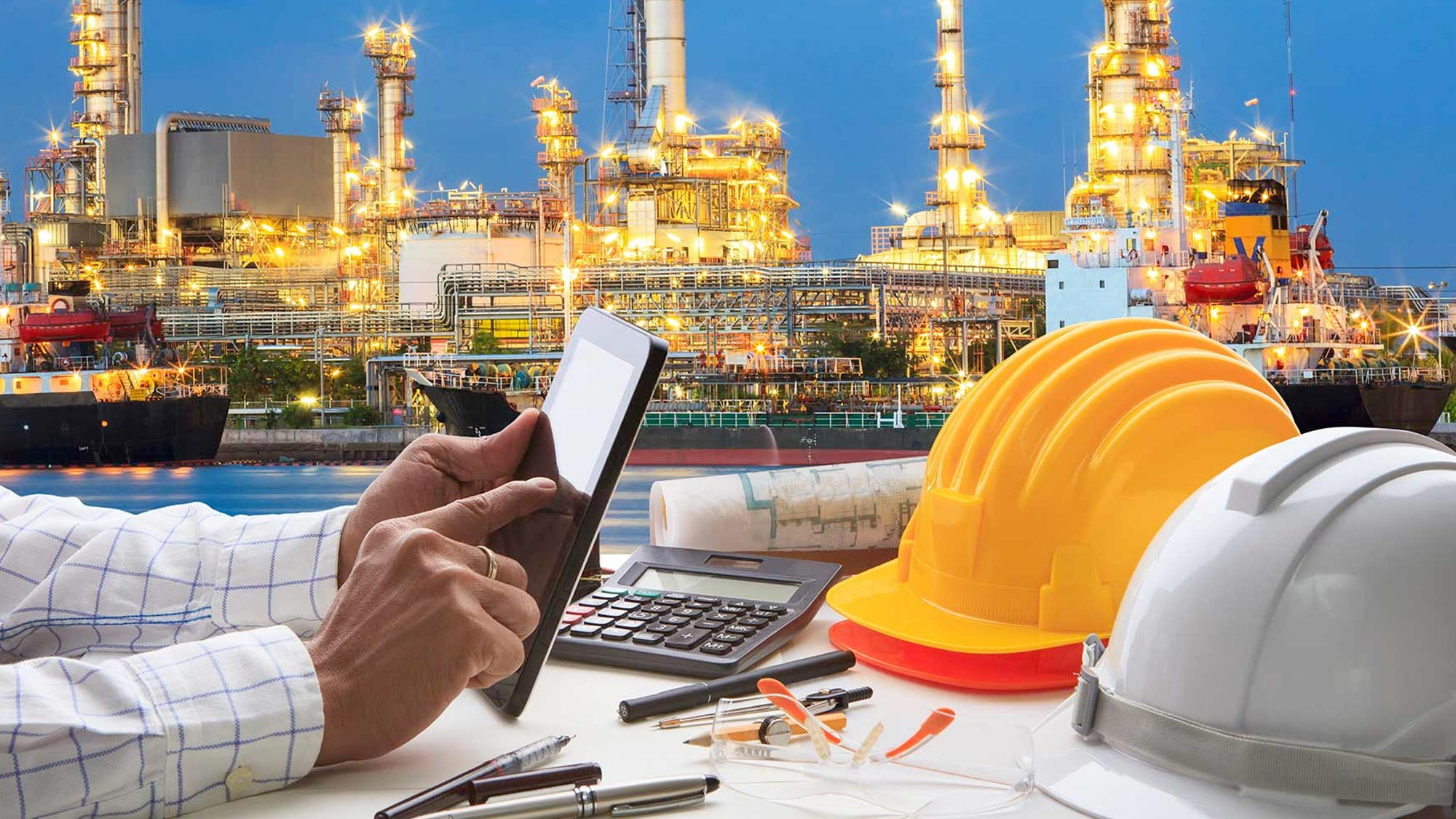 Hybrid Cloud Security for Oil and Energy
